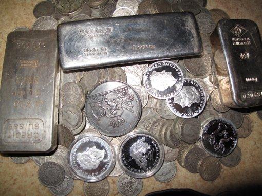 sälja silver pris